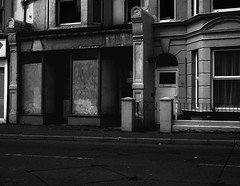 R1-04840-0011 (Olga. S) Tags: 120film bronica etrsi hastings eastsussex solitude monochrome
