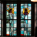 Hungarian history in stained glass