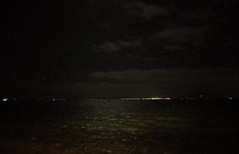 The lights of Gosport (snaprails) Tags: night portsmouth hampshire southsea seaside