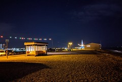 Southsea beach (snaprails) Tags: night portsmouth hampshire southsea seaside