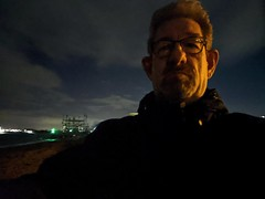 Night selfie (snaprails) Tags: night portsmouth hampshire southsea seaside