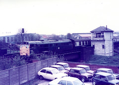 Image00035 (OldRailPics) Tags: lincoln st marks station british railways rail