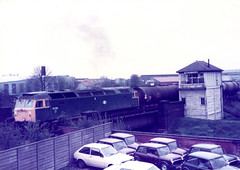 Image00030 (OldRailPics) Tags: lincoln st marks station british railways rail 47221