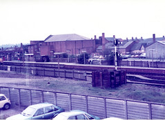 Image00027 (OldRailPics) Tags: lincoln st marks station british railways rail