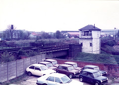 Image00026 (OldRailPics) Tags: lincoln st marks station british railways rail