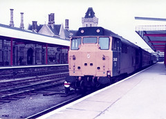 Image00018 (OldRailPics) Tags: british railways br rail lincoln central station