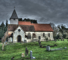 Silchester Church. (marlin.357) Tags: silchester silchesterchurch church hampshire fuji x100