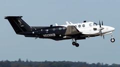 Beechcraft King Air 350 N506KB Private (William Musculus) Tags: aviation plane airplane airport spotting william musculus beechcraft king air 350 n506kb private beech b350 str edds stuttgart
