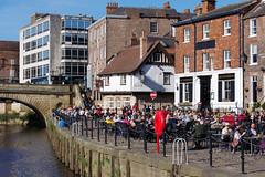 IMGP0800 (mattbuck4950) Tags: england unitedkingdom europe water holidays september rivers pubs yorkshire york riverouse camerapentaxk70 lenssigma18300mm 2019 holiday2019yorkshire