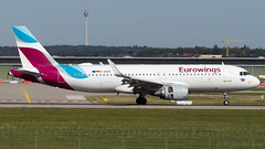 Airbus A320-214(SL) D-AIZS Eurowings (William Musculus) Tags: aviation plane airplane airport spotting william musculus suttgart flughafen edds str airbus a320214sl daizs eurowings a320200 ew ewg