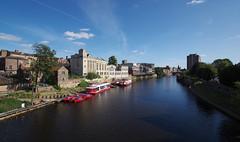 IMGP0603 (mattbuck4950) Tags: england unitedkingdom europe water holidays september rivers yorkshire york riverouse lenstamron1024mm camerapentaxk70 2019 holiday2019yorkshire
