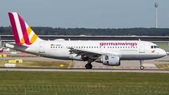 Airbus A319-112 D-AKNV Germanwings (William Musculus) Tags: aviation plane airplane airport spotting william musculus suttgart flughafen edds str daknv germanwings airbus a319112 a319100 gwi 4u