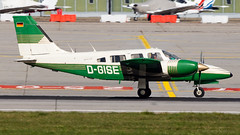 Piper PA-34-200T Seneca II D-GISE Private (William Musculus) Tags: aviation plane airplane airport spotting william musculus suttgart flughafen edds str piper pa34200t seneca ii dgise private pa34