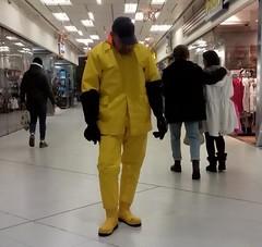 Im Einkaufzentrum (Tie62) Tags: puwinterbau aalesund shopping einkaufen wellies gummistiefel