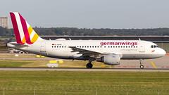 Airbus A319-112 D-AKNT Germanwings (William Musculus) Tags: aviation plane airplane airport spotting william musculus suttgart flughafen edds str airbus a319112 daknt germanwings a319100 gwi 4u