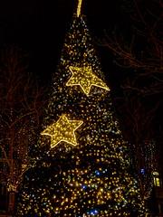 Wolfsburg (Niedersachsen), Weihnachtsmarkt (bleibend) Tags: 2019 em5marki leicadgsummilux25mmf14 niedersachsen omd olympus olympusem5 olympusem5mark1 olympusomd weihnachtsmarkt m43 mft wob wolfsburg