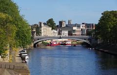 IMGP0839 (mattbuck4950) Tags: england unitedkingdom europe bridges water holidays september rivers yorkshire york riverouse camerapentaxk70 lenssigma18300mm 2019 holiday2019yorkshire