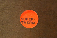 Orient Coal Super-Therm (back) (fregettat) Tags: coal coaladvertising coalmining coalsales scattertag kenallencollection
