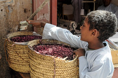 Egypte - Les épices / مصر - التوابل (RéGis.) Tags: egypte épices spice spices egypt egitto egupten eguptn enfants child children billet
