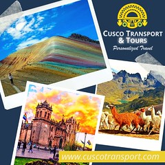TOURS IN CUSC0!! All of our tour itineraries have been carefully crafted so you can take in a destination's most iconic sights, its famous traditions & culture. the journey is just as much a transformative experience as the destination, the mysteries of a (cuscotransportweb) Tags: andeanmountains citytourcusco rainbowmountain redvalley privatetours humantaylake tourcusco perú cuscotransport cuscoperú sacredvalley travel machupicchu