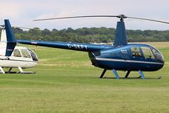 G-SKFY (GH@BHD) Tags: gskfy robinson r44 raven robinsonr44ravenii turwestonairfield turweston aircraft aviation helicopter chopper rotor