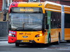 Brand new electric VDL ARRIVA 1863 out route learning starts contract tomorrow on route 2A (sms88aec) Tags: brand new electric vdl arriva 1863 out route learning starts contract tomorrow 2a