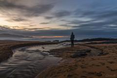 Se va terminando el día... (lesxanes) Tags: atapecer sunset seascape