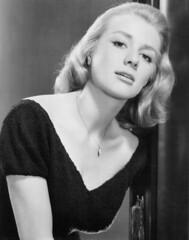 Inger Stevens (thomasgorman1) Tags: portrait actress bw monochrome hollywood tv 1960s nostalgia face