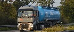 D - SGLogistics >0251 975< Renault Range (BonsaiTruck) Tags: sglogistics 0251 975 renault range lkw lastwagen lastzug silozug truck trucks lorry lorries camion caminhoes silo bulk citerne powdertank