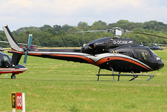 G-DCAM (GH@BHD) Tags: gdcam eurocopteras355twin squirreleurocopteras355nptwinsquirrel gbhelicopters turwestonairfield turweston helicopter chopper rotor aircraft aviation aerospatiale