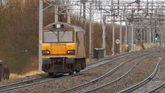 GB Railfreight 92010 - Tamworth - 0Z93 (Lukas Gwynne) Tags: class92 0z93 92010 carlisle rugby gbrf gbrailfreight tamworth