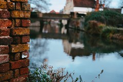 Bricks | Hertford - Fujifilm XT30, Fujinon XF35mm f2 (superlomo) Tags: bricks hertford hertforshire fuji fujifilm xt30 xf35mm 35mm river lea