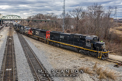 IC 1032 | EMD SD70 | CN Harrison Yard (M.J. Scanlon) Tags: business c449w cnharrisonyard cnrjy30 cargo citywye commerce digital emd engine freight ge horsepower ic1032 ic1039 landscape locomotive logistics memphis merchandise mojo move ns7302 ns9323 outdoor rjy30 rail railfan railfanning railroad railroader railway sd70 sd70acu scanlon tennessee track train trains transport transportation ©mjscanlon ©mjscanlonphotography