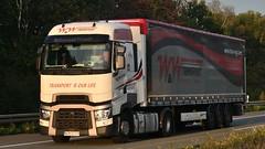 PL - W&W Transport Renault Range T Highsleeper (BonsaiTruck) Tags: ww renault range highsleeper lkw lastwagen lastzug truck trucks lorry lorries camion caminhoes