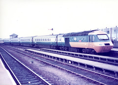 Image00047 (OldRailPics) Tags: lincoln st marks station british railways rail hst 125