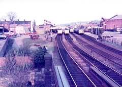 Image00037 (OldRailPics) Tags: lincoln st marks station british railways rail