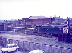 Image00031 (OldRailPics) Tags: lincoln st marks station british railways rail 47221