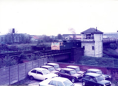 Image00029 (OldRailPics) Tags: lincoln st marks station british railways rail 47221