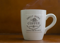 Taza (inma F) Tags: mug taza desayuno letras stilllife breakfast café coffee bebidaçdrink hot home hogar bebida smileonsaturday mugs with words mugswithwords