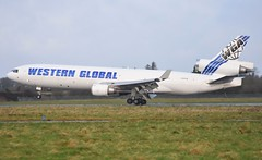 N799JN MD11F Western Global A/L (corrydave) Tags: 48799 md11 md11f westernglobal shannon n799jn