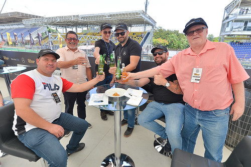 07/12/19 - A festa da grande decisão da Copa Truck 2019 já começou em Interlagos - Fotos: Duda Bairros