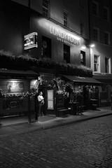 Lundy Foots, Temple Bar, Dublin (rwilson7272) Tags: dublin templebar pub irish bw night bar ireland