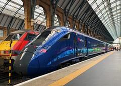 Hull Trains 802301 (SRB Photography Edinburgh) Tags: ukrailscene ukrailways railways trains kingscross paragon class802 london hull hulltrains
