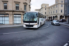 Vale Coaches BV18AYC (welshpete2007) Tags: vale coaches volvo bv18ayc