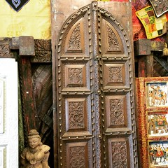 IMG_0675 (baydeals) Tags: antique doors rustic farmhouse handmade