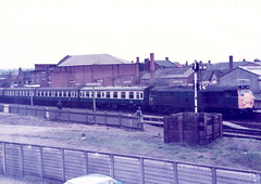 Image00032 (OldRailPics) Tags: lincoln st marks station british railways rail