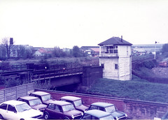 Image00028 (OldRailPics) Tags: lincoln st marks station british railways rail