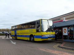 Ensignbus 250 (A250SVW) - route X55 - Lakeside (Alex-397) Tags: bus buses preserved heritage vintage essex kent