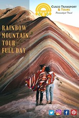 Color full Rainbow Mountain tour full day!! The Rainbow Mountain of Peru, also known as Winicunca, is stunning and can be seen on the spectacular Ausangate area. This trip that allows you to see the Rainbow Mountains requires a trek of at least 1:20 Hours (cuscotransportweb) Tags: rinbowmountain citytourcusco privatetours tourcusco colorfulltour cuscotransport cuscoperú