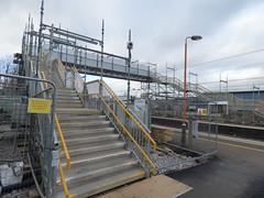 Photo of Stechford Station - Temporary footbridge